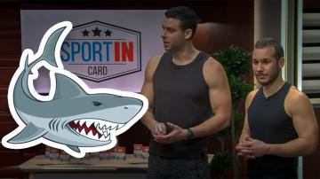 Cápák Között SportIN Card