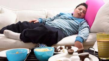 5 ok, amiért nem szabad hagynod, hogy elhízzon a gyereked