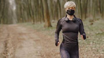Maszkban edzés hatása a testedre
