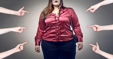 body shaming, kövér nő, megszégyenítés