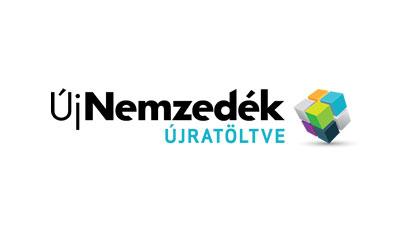 Új Nemzedék logó